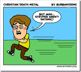 Christian Death Metal