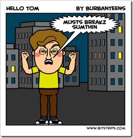 Hello Tom