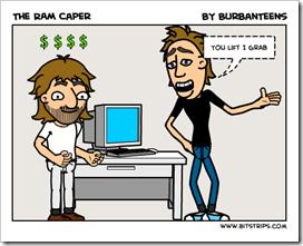 RAM Caper